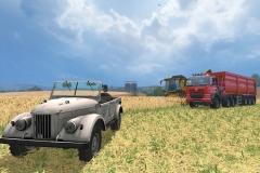 Farming Simulator 15 / xmilek